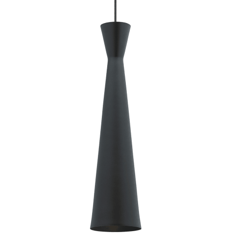 Windsor Pendant MonoPoint Black antique bronze no lamp