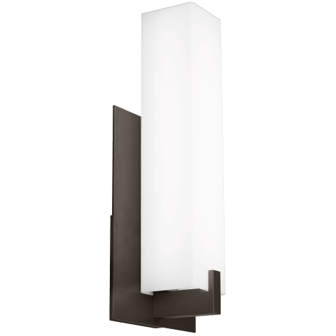 Cosmo 18 Outdoor Wall White Acrylic bronze 3000K 80 CRI
