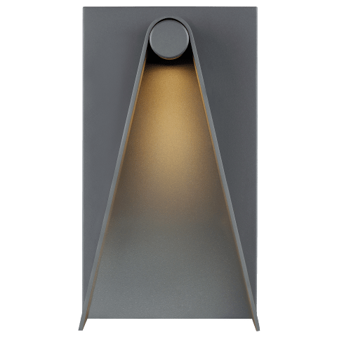 Elpha 14 Outdoor Wall charcoal 3000K 90 CRI led 90 cri 3000k 120v