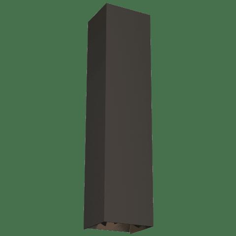 Vex 20 Outdoor Wall bronze 3000K 90 CRI