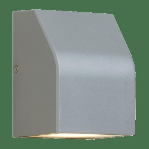 Neutrino Outdoor Wall silver 3000K-2200K 90 CRI led 90 cri 3000k-2200k 120v