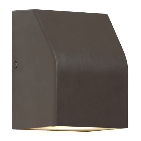 Neutrino Outdoor Wall bronze 3000K-2200K 90 CRI led 90 cri 3000k-2200k 120v