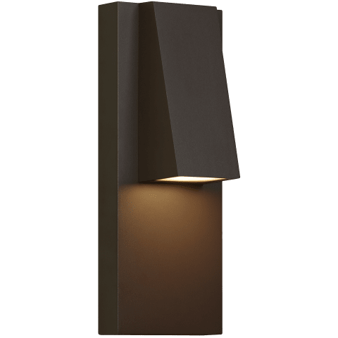 Peak Outdoor Wall bronze 3000K-2200K 90 CRI led 90 cri 3000k-2200k 120v
