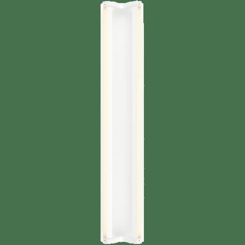 Timbre Wall matte white 3000K 90 CRI led 90 cri 3000k 120v
