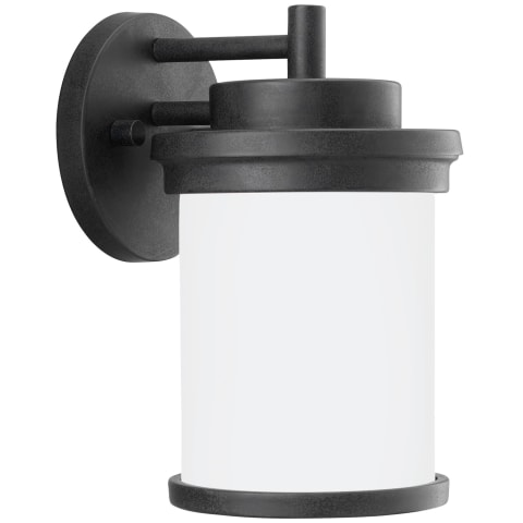 Winnetka One Light Outdoor Wall Lantern Forged Iron Bulbs Inc