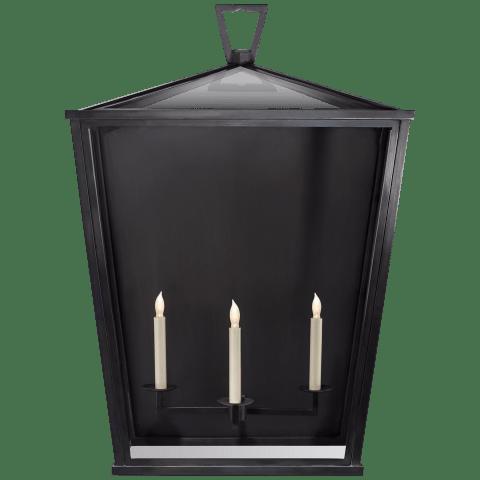 Darlana Grande 3/4 Lantern in Bronze