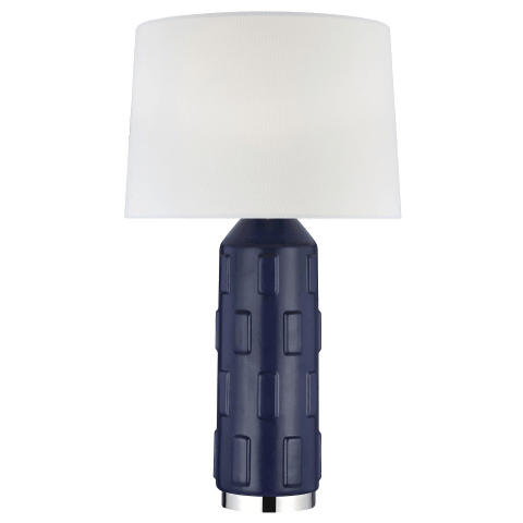 Morada Large Table Lamp Indigo Bulbs Inc