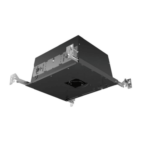 "2"" ELEMENT New Construction Adjustable Square Flanged Housing LED 2700K 80 CRI, 20, High Output"