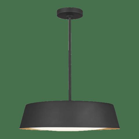 Asher 5 - Light Pendant Midnight Black