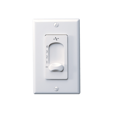 4 - Speed Wall Control, Heavy Duty, White