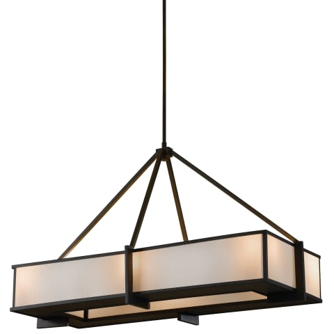 Stelle 6 - Light Island Chandlier Oil Rubbed Bronze