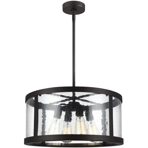 Harrow 4 - Light Pendant Polished Nickel