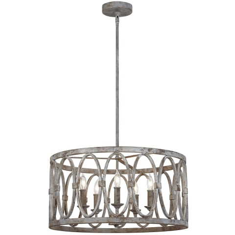 Patrice 5 - Light Chandelier Deep Abyss