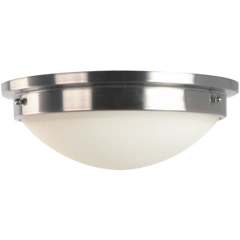 Gravity 2 - Light Indoor Flush Mount Polished Nickel