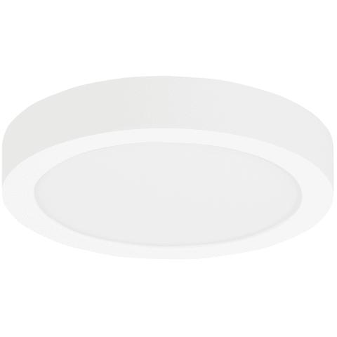 Tenur Round 10 Flush Mount Opal Acrylic white 3000K 90 CRI led module xxw 90 cri 3000k 120v