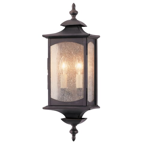 Market Square Medium Lantern Oil Rubbed Bronze
