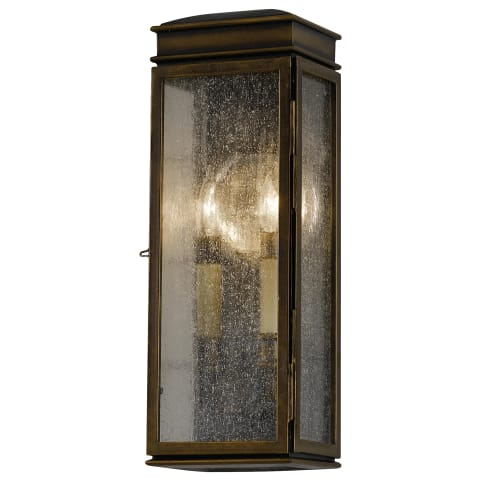 Whitaker Small Lantern Astral Bronze