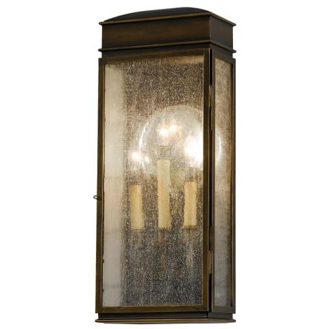 Whitaker Large Lantern Astral Bronze