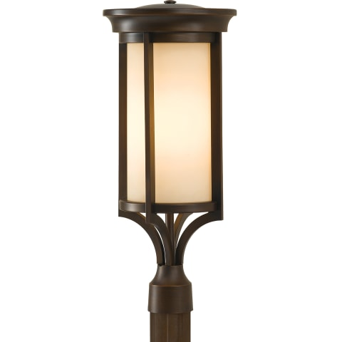 Merrill 1 - Light Post Heritage Bronze