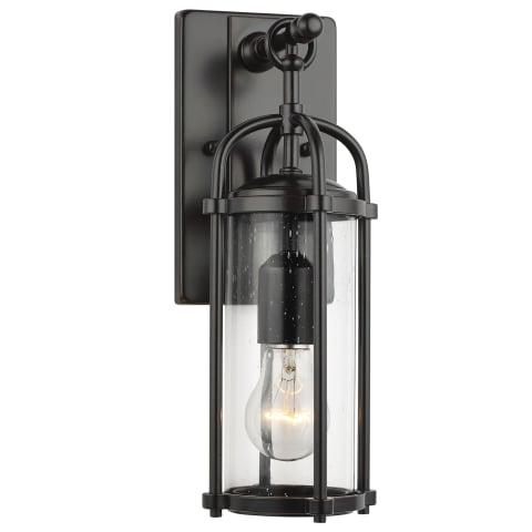 Dakota Small Lantern Espresso