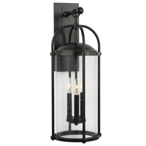 Dakota 3 - Light Wall Lantern Espresso