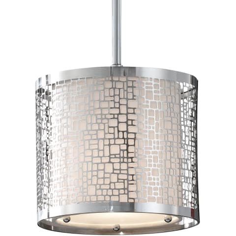 Joplin 1 - Light Mini Pendant Chrome
