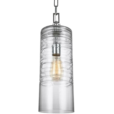 Elmore 1 - Light Pendant Chrome