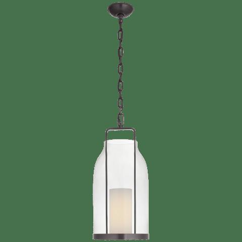 Ollie Medium Lantern Ceiling Outdoor Circa Lighting
