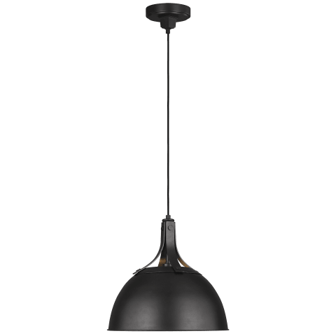 Logan 1 - Light Pendant Aged Iron