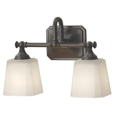 Concord 2 - Light Vanity Oil Rubbed Bronze