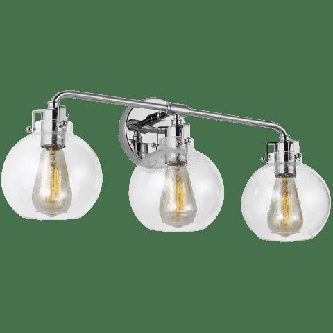 Clara 3 - Light Vanity Chrome