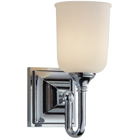 Harvard 1 - Light Vanity Strip Chrome