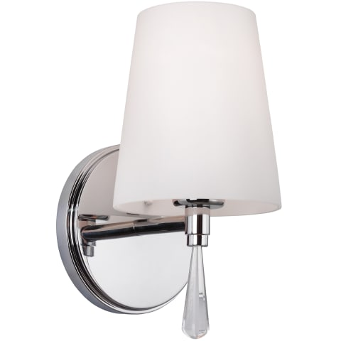 Monica 1 - Light Vanity Strip Chrome