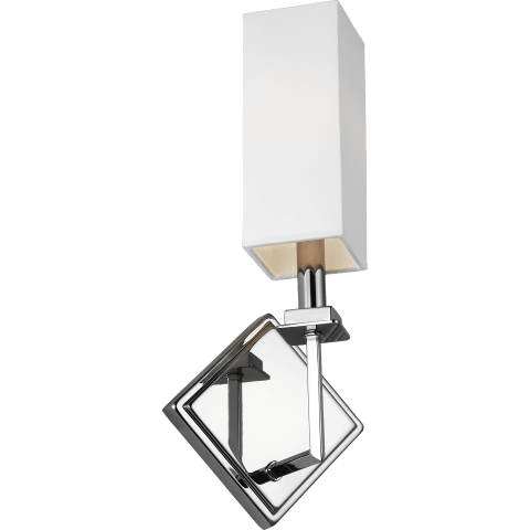 Myron 1 - Light Wall Sconce Chrome
