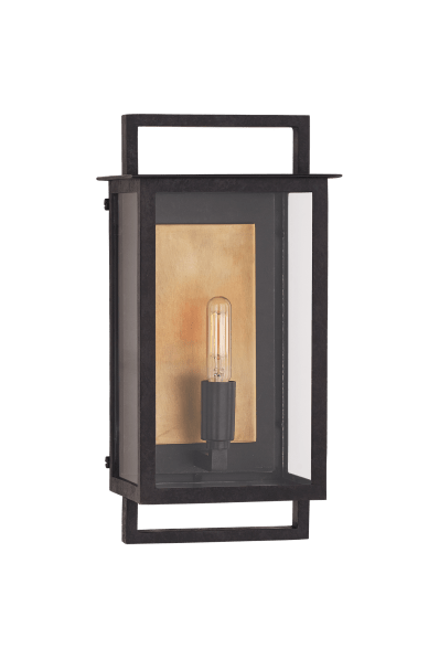 Halle Small Wall Lantern Circa Lighting