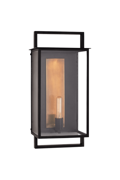 Halle Large Wall Lantern Circa Lighting