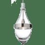 Parfum Pendant MonoPoint Clear-Clear satin nickel 12 volt halogen (t20)
