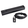 30w 24V Zero-Load Hardwire Electronic Transformer Black