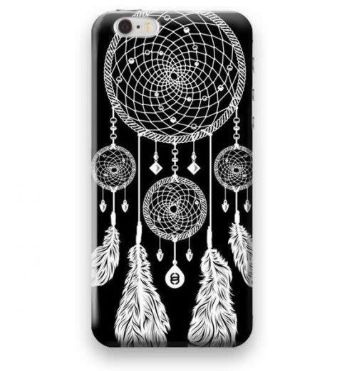 Funda Case Love Atrapasueños C iPhone SE / 5 / 5S - Negro