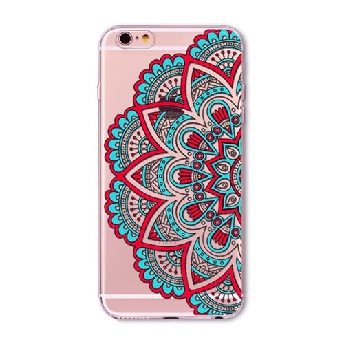 Funda Mandala Color Case C - Transparente