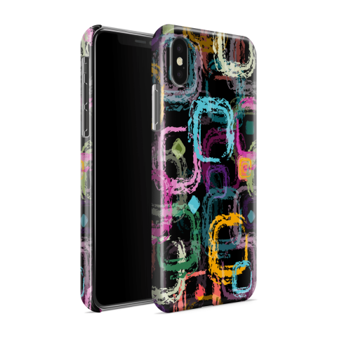 Funda Case Trendy Abstract 572 - Multicolor