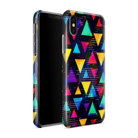 Funda Case Trendy Color Triangles 579 - Multicolor
