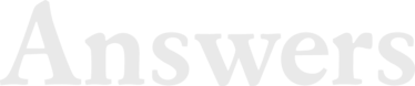 Answers.com Front Logo