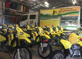 Motorcycle Business in Cairns