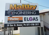 Industrial & Manufacturing Business in Bowen