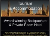 Accommodation & Tourism Business in WA