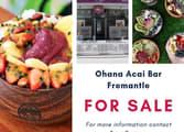 Restaurant Business in Fremantle