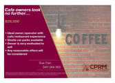 Cafe & Coffee Shop Business in Loganholme