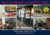Restaurant Business in Perth