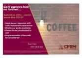 Cafe & Coffee Shop Business in Mount Gravatt